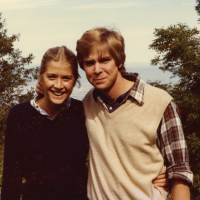 Bill Howard and Libby Geist